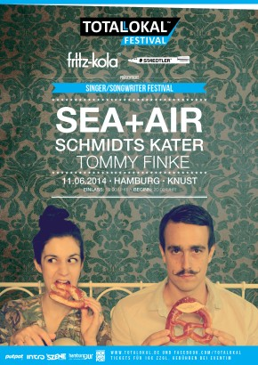 TOTAL LOKAL FESTIVAL: SEA + AIR