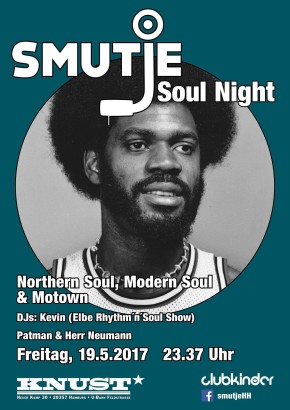 SMUTJE SOUL NIGHT