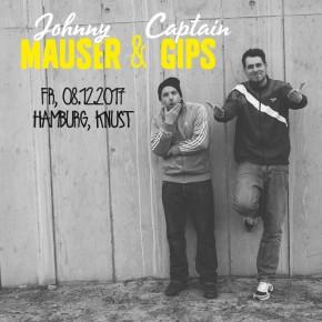 CAPTAIN GIPS & JOHNNY MAUSER