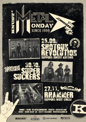 METAL MONDAY: SHOTGUN REVOLUTION