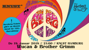 WUCAN + BROTHER GRIMM – Burg Herzberg Party