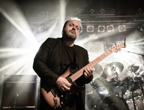 STEVE ROTHERY BAND