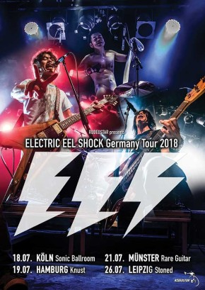 ELECTRIC EEL SHOCK