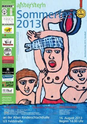 Alsterstern Sommerfest 2013
