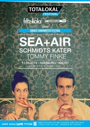 TOTAL LOKAL FESTIVAL: SEA + AIR