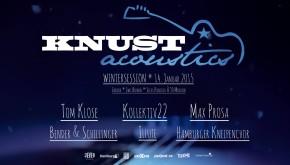 Knust Acoustics Wintersession