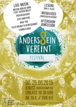 AndersSein vereint Festival