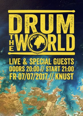 DRUM THE WORLD LIVE