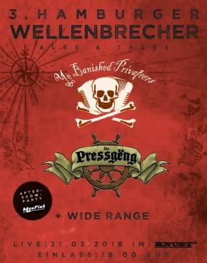 3. HAMBURGER WELLENBRECHER – ALES & TALES