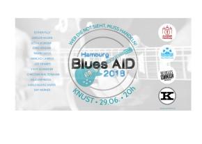 BLUES AID HAMBURG