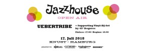JAZZHOUSE OPEN AIR: UEBERTRIBE