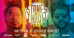 STONES THROW SPECIAL: MNDSGN
