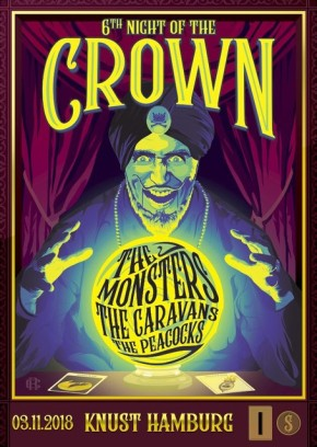 6th NIGHT OF THE CROWN
