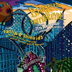 """BIZARRE RIDE II THE PHARCYDE"""" LIVE"