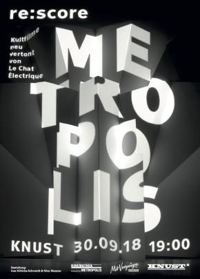 RE:SCORE – METROPOLIS