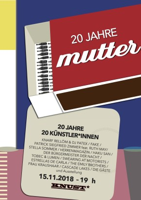 20 JAHRE MUTTER