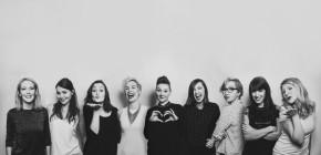 LADIES – ARTIST – FRIENDS