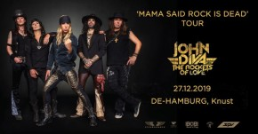 JOHN DIVA & THE ROCKETS OF LOVE