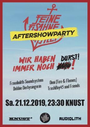 FEINE SAHNE FISCHFILET AFTER SHOW PARTY