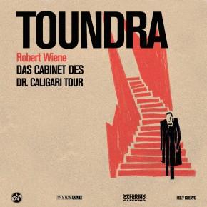 TOUNDRA plays 'DAS CABINET DES DR. CALIGARI'