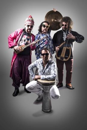 BABA ZULA – das Konzert wird verlegt