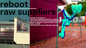 REBOOT RAW SUPPLIERS