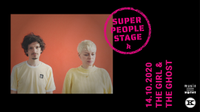 SUPER PEOPLE STAGE: THE GIRL & THE GHOST