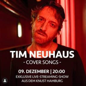 KNUST LIVE STREAM :  TIM NEUHAUS (SOLO)