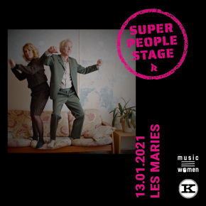 KNUST LIVE STREAM: SUPER PEOPLE STAGE 2021: LES MARIES
