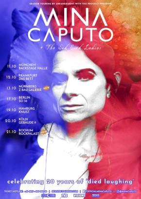 MINA CAPUTO + THE SAD EYED LADIES
