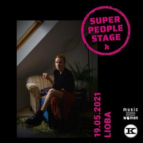 SUPER PEOPLE STAGE: LIOBA