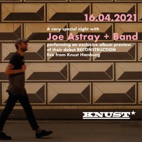 KNUST LIVE STREAM: JOE ASTRAY & BAND