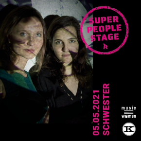KNUST LIVE STREAM: SUPER PEOPLE STAGE: SCHWESTER