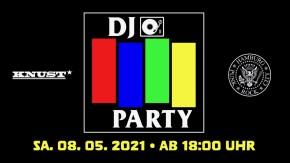 KNUST LIVE STREAM: DJ PARTY