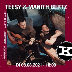 TEESY & MANITH BERTZ