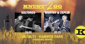KNUST2GO HAMMER PARK: SOLTOROS + WORTHY & ZEPLIN