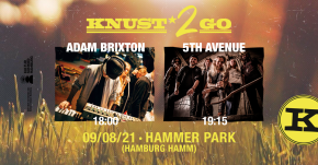 KNUST2GO HAMMER PARK: ADAM BRIXTON + 5TH AVENUE