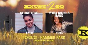 KNUST2GO HAMMER PARK: CELINE LOVE + MYRA MAUD & Band