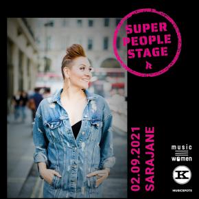 SUPER PEOPLE STAGE 2021: SARAJANE