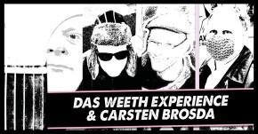 KNUST2GO ROLLSCHUHBAHN: DAS WEETH EXPERIENCE & CARSTEN BROSDA