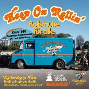 KNUST2GO ROLLSCHUHBAHN: ROLLERDISCO