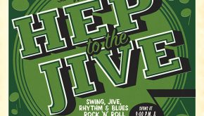 Hep to the Jive  –  presented by DJ Swingy the Kid