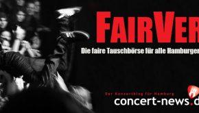 EIN JAHR FAIRVERKAUF-PARTY