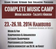 COMPLETE MUSIC CAMP