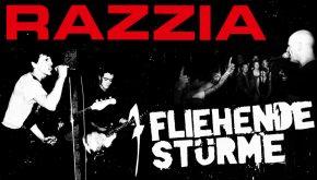 RAZZIA + FLIEHENDE STÜRME + RADIO SCHIZO