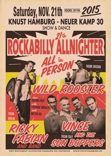 21th rockabilly allnighter knust hamburg - Rockabilly fotoshooting hamburg ...