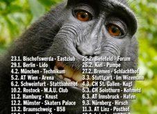 TERRORGRUPPE  – Tiergarten Tour 2016
