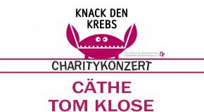 KNACK DEN KREBS – Benefiz-Konzert