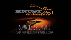 KNUST ACOUSTICS SOMMERSESSION 2016