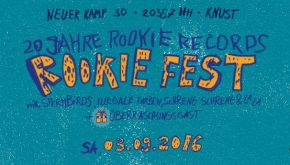 ROOKIEFEST – 20 Jahre Rookie Records